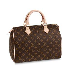 Louis Vuitton Speefy 25 Monogram
